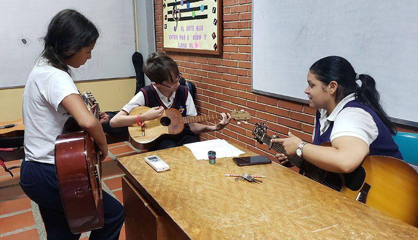 Música y Canto