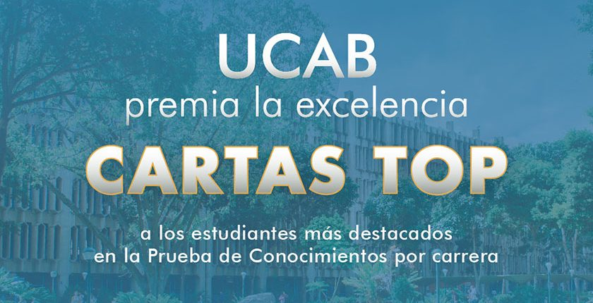 UCAB Premia la Excelencia