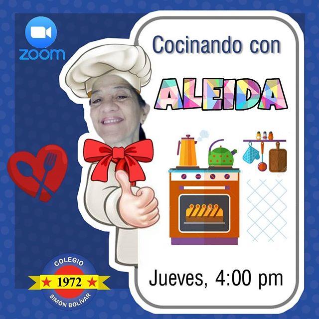 Cocinando con Aleida