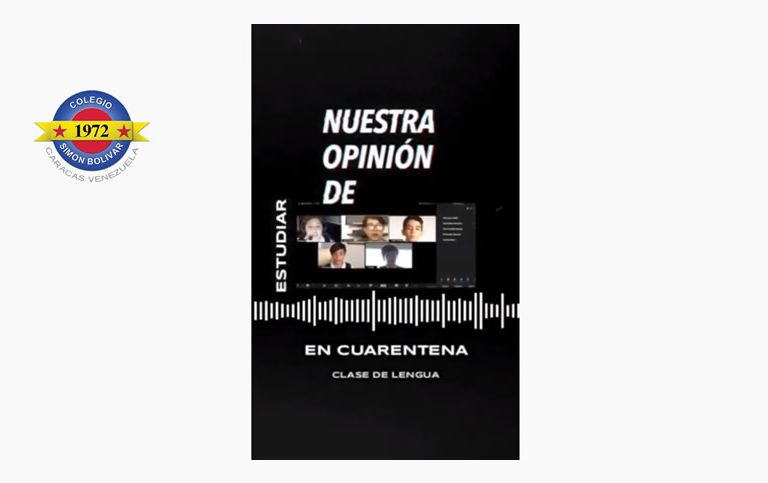 Estudiar en Cuarentena
