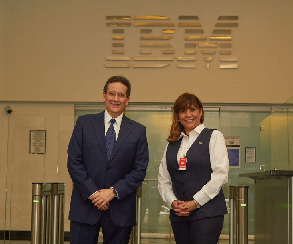 Alianza Educativa Colegio Simón Bolívar II e IBM Venezuela